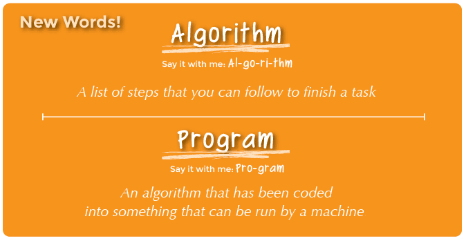 a simple  u201calgorithm u201d for bringing coding to your school