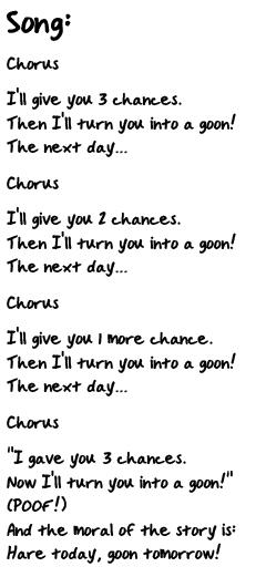 creative writing song lyrics lesson plan