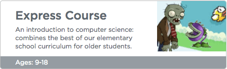 Computer Science Curriculum for Grades K-5 | Code org