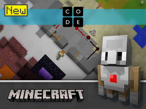 Learn Codeorg - Minecraft flash spielen