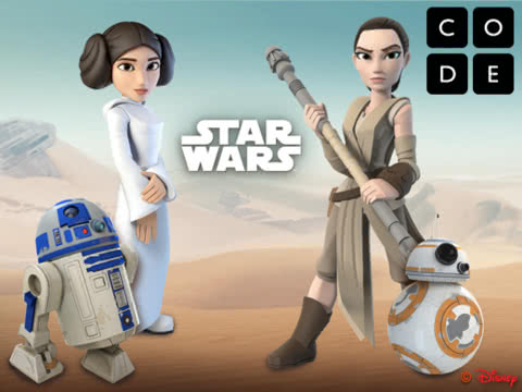Star Wars: Building a Galaxy with Code