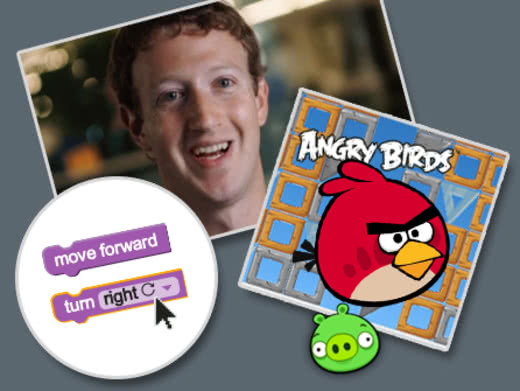 Code.org: Angry Birds