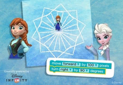 Code.org: Frozen