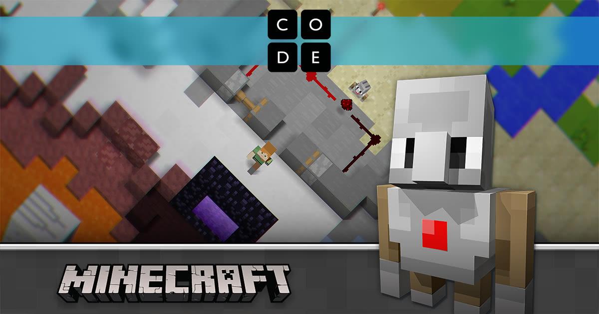 Minecraft Codeorg - Minecraft coole spiele