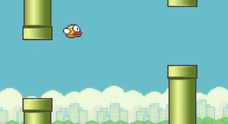 Click here to start the Flappy Bird Hour of Code!